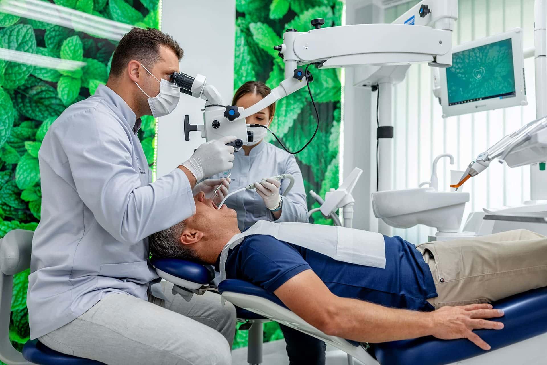 Jadczyk - leczenie podmikroskopem